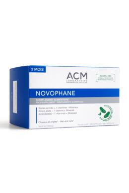 ACM Novophane haj és körömerősítő kapszula 180db