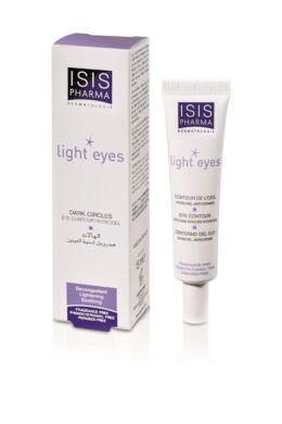 Isispharma Light Eyes ápoló hidrogél szemre 15ml