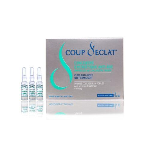 Coup d' Eclat Öregedésgátló Ampullák Éjszakára 12x1 ml