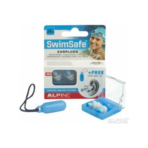 Alpine SwimSafe Egyedülálló füldugó úszáshoz és vízbe