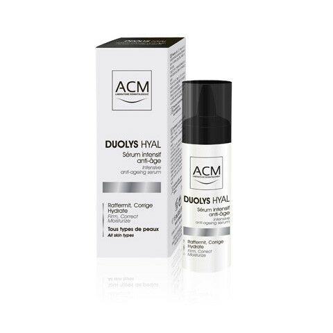 ACM Duolys Hyal intenzív bőr öregedést gátló szérum 15ml exp.: 02/20