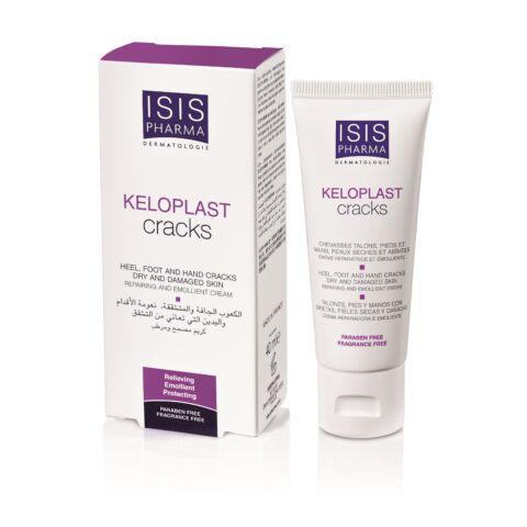 Isis Pharma Keloplast Cracks ápoló krém súlyosan berepedezett bőrre 40ml