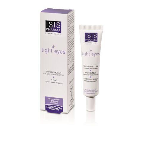 Isis Pharma Light Eyes ápoló hidrogél szemre 15ml exp.: 07/21