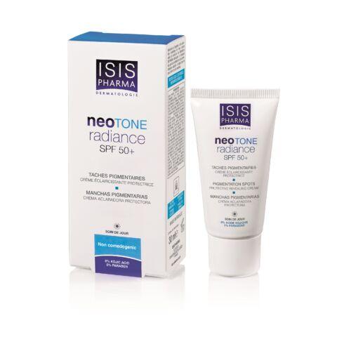 Isis Pharma Neotone Radiance Pigmentfoltok kialakulását megelőző krém SPF50+ 30ml