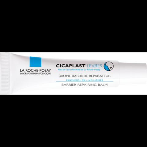 La Roche-Posay Cicaplast Levres regeneráló hatású és védelmet nyújtó ajakbalzsam 7,5 ml
