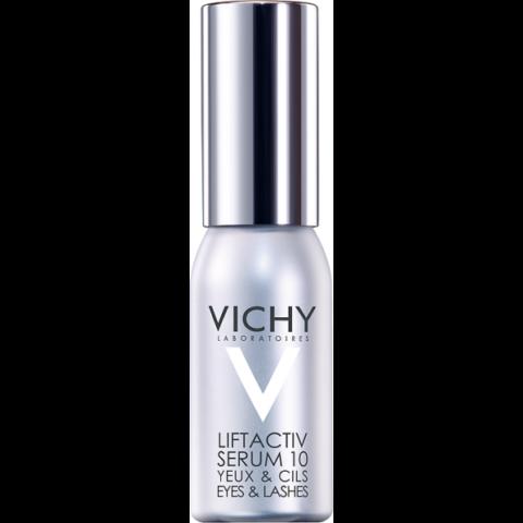 Vichy Liftactiv Serum 10 szérum szemkörnyékre & szempillákra 15ml