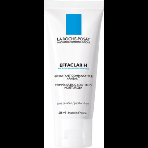 La Roche-Posay Effaclar H nyugtató hidratáló krém 40 ml