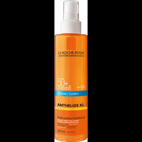 La Roche-Posay Anthelios XL komfortérzetet adó, tápláló olaj SPF50+ 200ml
