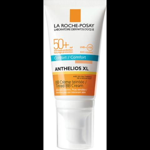 La Roche-Posay Anthelios XL komfortérzetet adó színezett BB krém SPF50+ 50ml