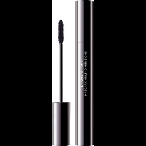La Roche-Posay Respectissime Multi-Dimensions Black dúsító, definiáló és védő szempillaspirál 7,4 ml