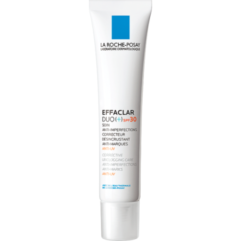La Roche-Posay Effaclar Duo (+) SPF 30 arcápoló krém  40 ml