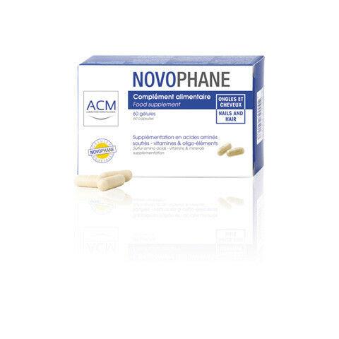 ACM Novophane kapszula hajra és körömre 60db exp.: 06/20