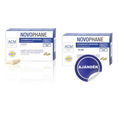 ACM Novophane kapszula hajra és körömre 60db +15db AJÁNDÉK