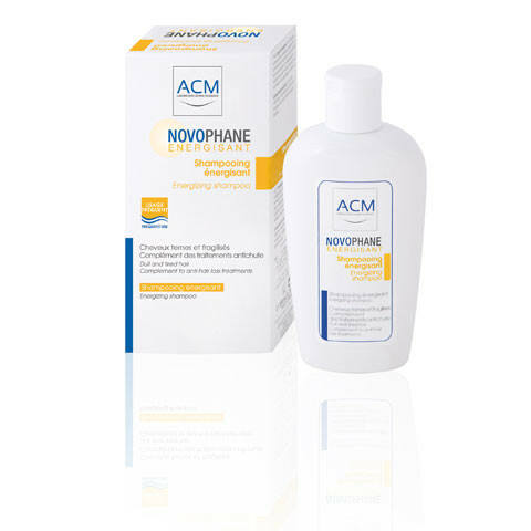 ACM Novophane Energetizáló sampon 200ml exp.: 03/21