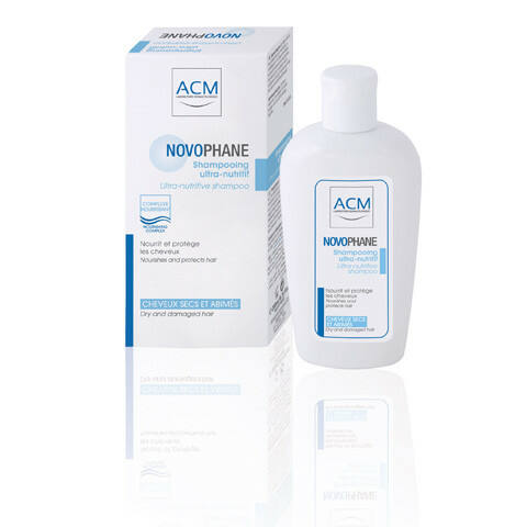ACM Novophane ultra tápláló sampon 200ml exp.: 09/20