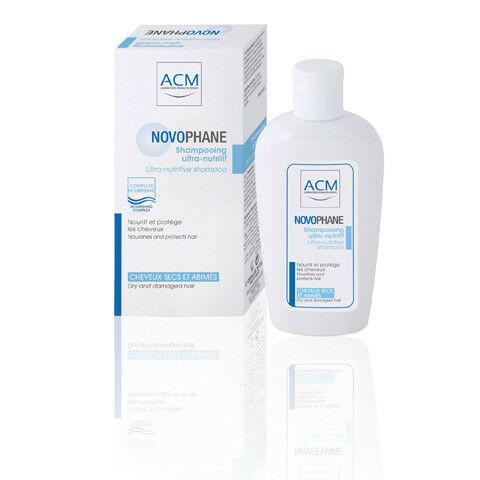 ACM Novophane ultra tápláló sampon 200ml exp.: 03/21