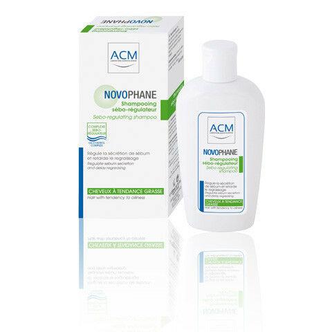 ACM Novophane zsírosodást gátló sampon 200ml exp.: 07/20
