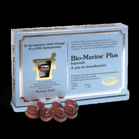 Pharma Nord Bio-Marine Plus kapszula 60X