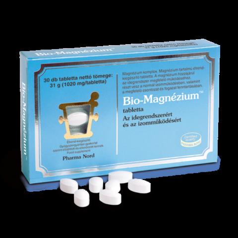 Pharma Nord Bio-Magnézium tabletta 30X