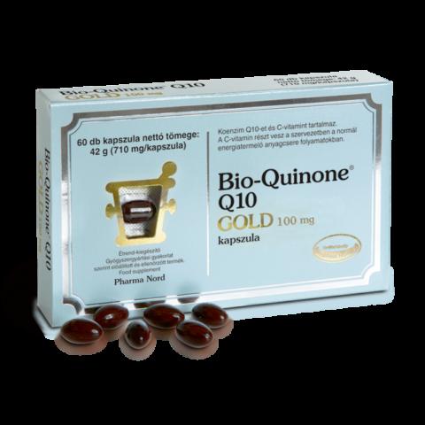 Pharma Nord Bio-Quinone Q10 Gold 100mg kapszula 60X