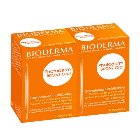 Bioderma Photoderm Oral kapszula 2x30db DUO PACK