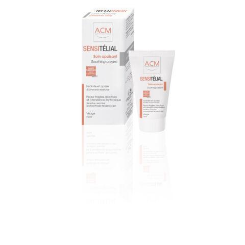 ACM Sensitélial nyugtató és hidratáló arckrém érzékeny bőrre 40ml exp.: 10/20