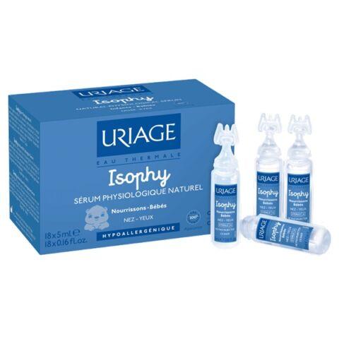 Uriage Baba ISOPHY Termálvíz csepp 18x5 ml