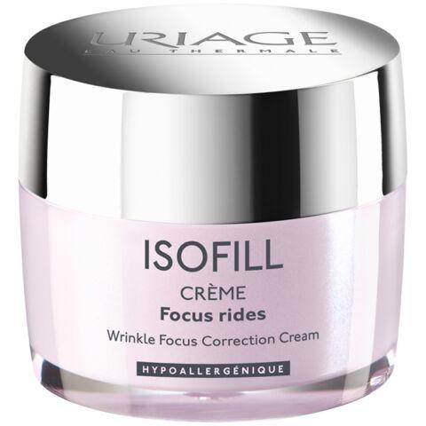 Uriage ISOFILL Ránctalanító krém normál/kombinált bőrre (35+) 50ml