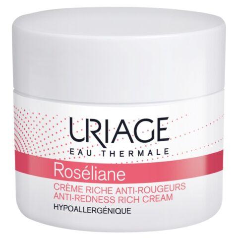 Uriage ROSÉLIANE RICHE krém kipirosodás/rosacea ellen 50ml