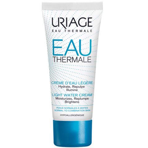 Uriage TERMÁL Hidratáló arckrém LIGHT normál/kombinált bőrre 40ml