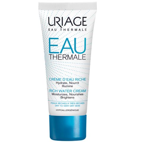 Uriage TERMÁL Hidratáló arckrém RICHE száraz bőrre 40ml