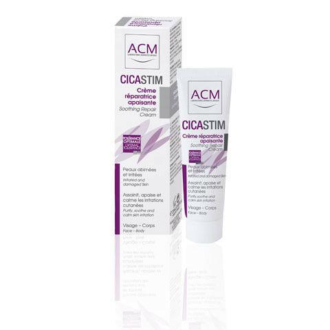 ACM Cicastim nyugtató bőrregeneráló krém 20ml exp.: 09/20