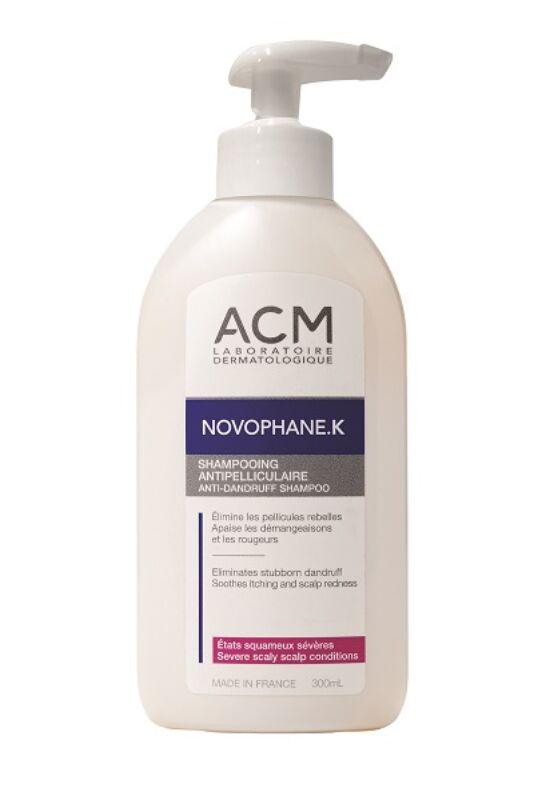 ACM Novophane K korpásodás elleni sampon 300ml