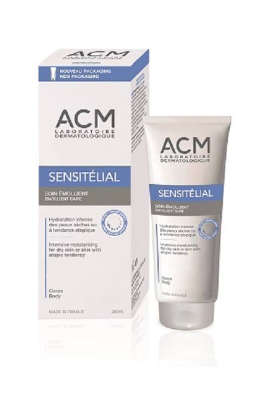 ACM Sensitélial intenzíven hidratáló testápoló krém 200ml exp.: 09/20