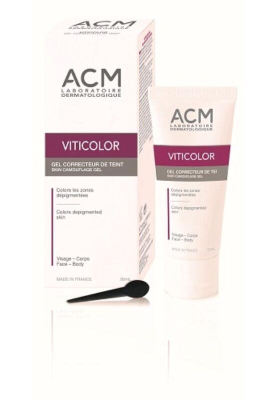 ACM Viticolor színezett bőrápoló gél 50ml