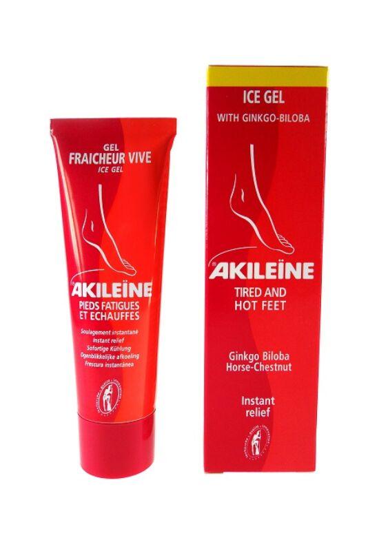 Akileine Ice Gél Gingko bilobával 50 ml