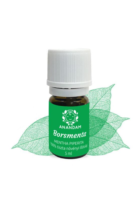 Anandam Borsmenta illóolaj 5 ml