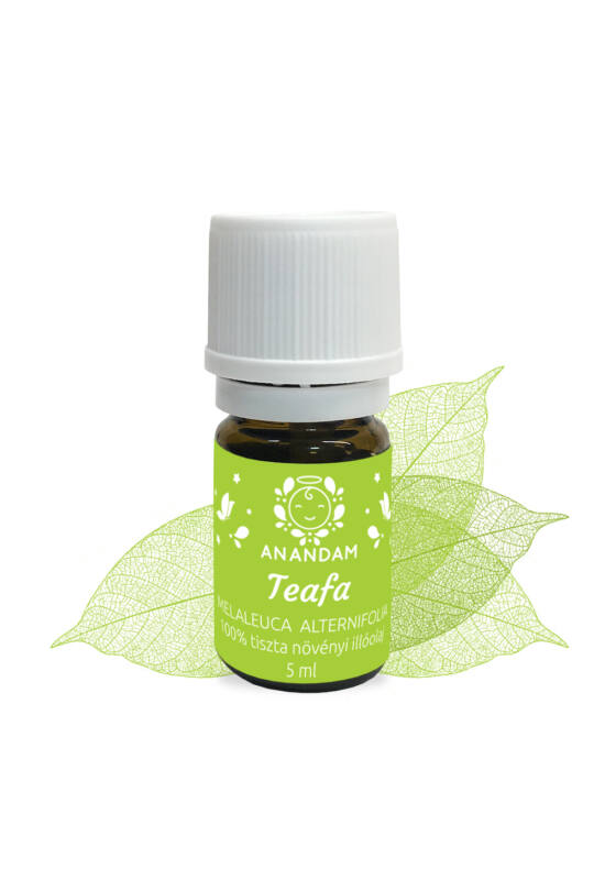 ANANDAM Teafa illóolaj 5ml