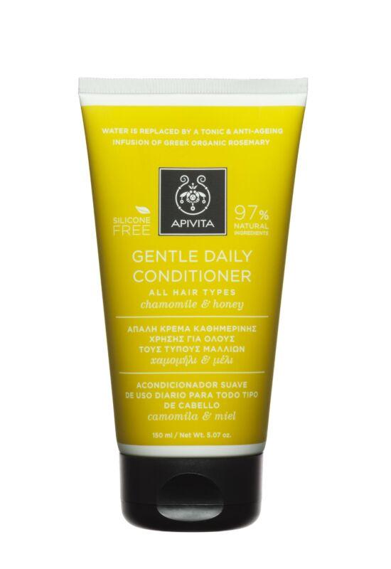 APIVITA Hajkondícionáló gyakori hajmosáshoz 150 ml