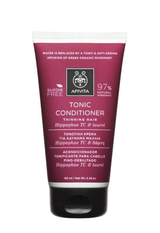 APIVITA Hajkondícionáló elvékonyodott hajra vagy hajhullás esetén 150ml 150 ml