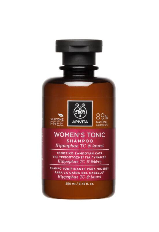 APIVITA Sampon hajhullás ellen nőknek - WOMEN'S TONIC 250ml 250 ml