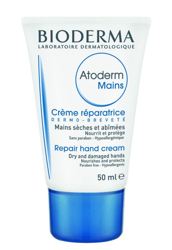 Bioderma Atoderm kéz- és körömápoló krém 50ml