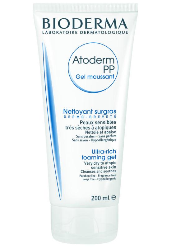 Bioderma Atoderm Intenzív Moussant gél 200ml (Atoderm PP Moussant gél 200ml)