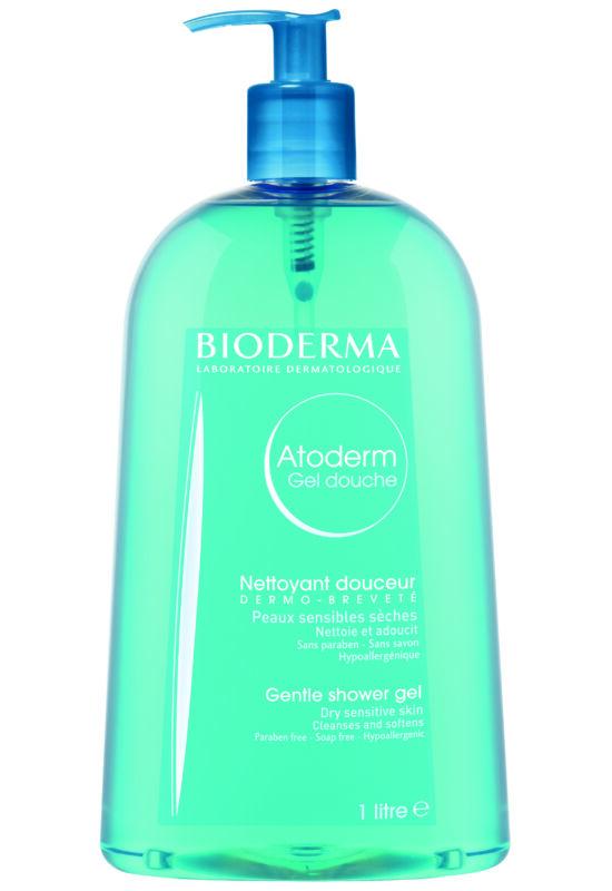 Bioderma Atoderm Tusfürdő 1L