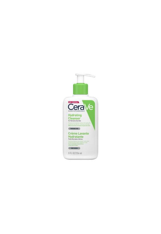 CeraVe hidratáló tisztító  tej 236ml