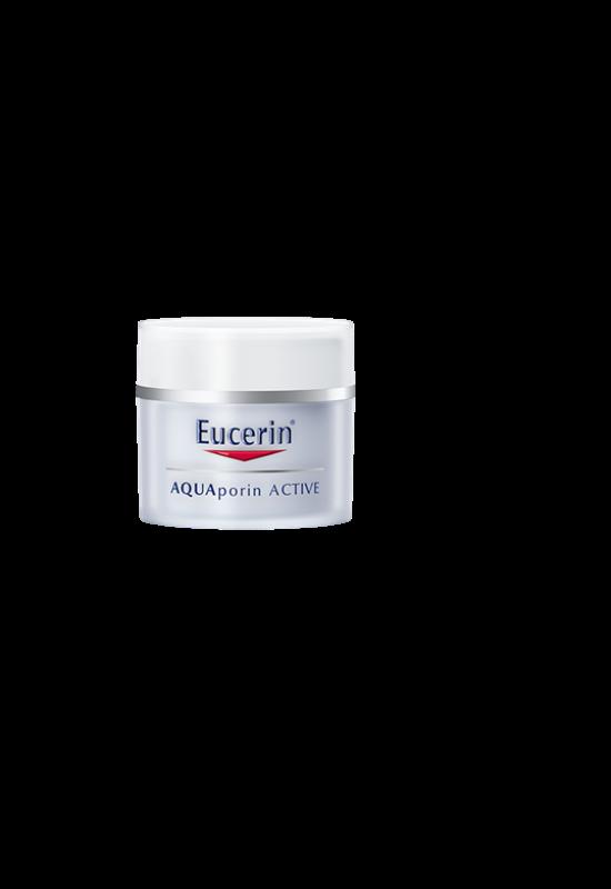 Eucerin AQUAporin ACTIVE Hidratáló arckrém száraz bőrre 50ml