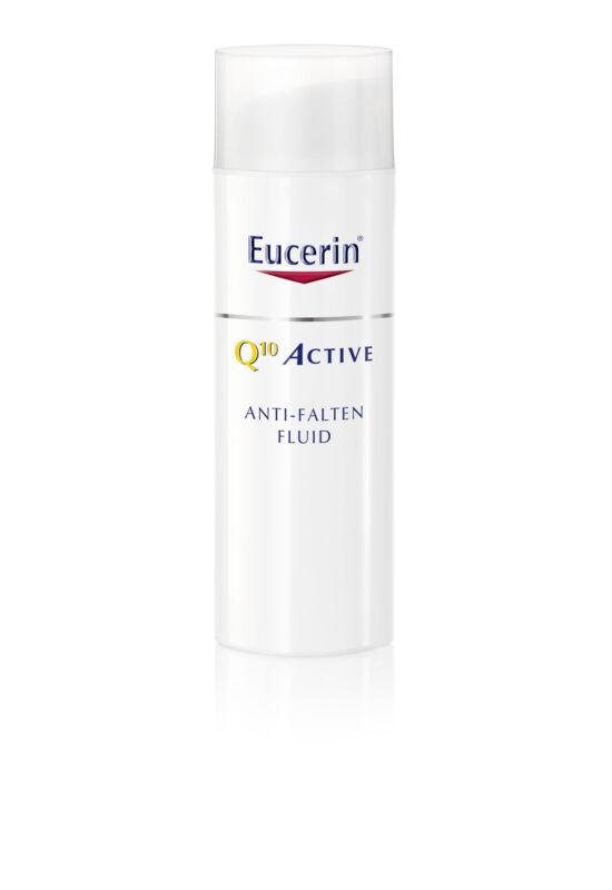 Eucerin Q10 ACTIVE Ránctalanító arcápoló (fluid)  50 ml