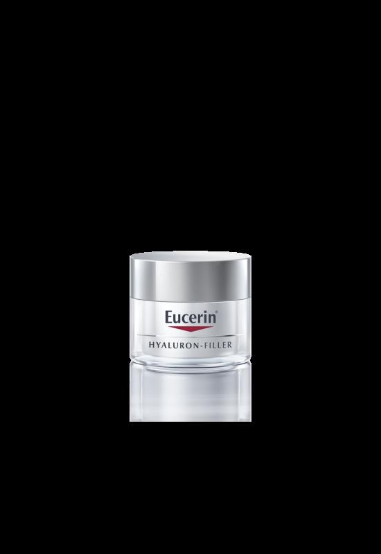 Eucerin Hyaluron-Filler Ráncfeltöltő nappali arckrém normál, vegyes bőrre