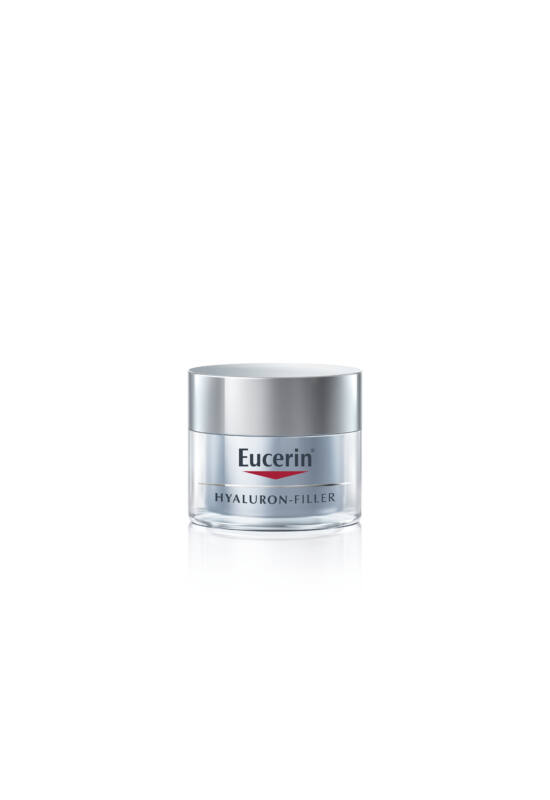 Eucerin Hyaluron-Filler Ráncfeltöltő éjszakai arckrém 50 ml