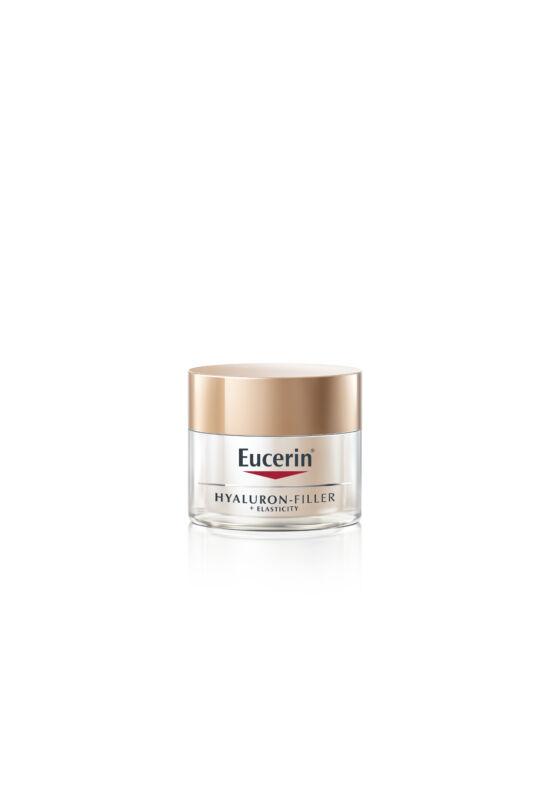 Eucerin Hyaluron-Filler + Elasticity Bőrtömörséget regeneráló nappali krém FF15 50ml